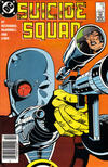 Cover for Suicide Squad (DC, 1987 series) #6 [Newsstand Edition]
