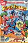 Cover for Super Friends (DC, 1976 series) #38 [Newsstand Variant]