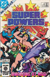 Cover for Super Powers (DC, 1984 series) #3 [Direct]