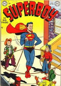 Cover Thumbnail for Superboy (DC, 1949 series) #10