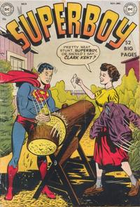 Cover for Superboy (1949 series) #11