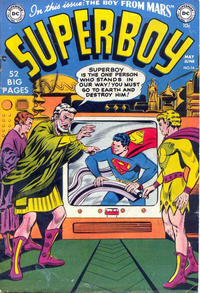 Cover Thumbnail for Superboy (DC, 1949 series) #14