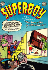 Cover Thumbnail for Superboy (DC, 1949 series) #26