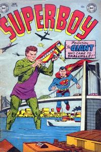 Cover for Superboy (1949 series) #30