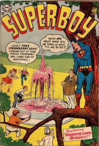 Cover Thumbnail for Superboy (DC, 1949 series) #37