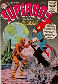 Cover Thumbnail for Superboy (DC, 1949 series) #49
