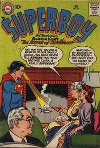 Cover Thumbnail for Superboy (DC, 1949 series) #62