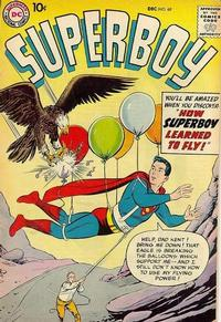 Cover Thumbnail for Superboy (DC, 1949 series) #69