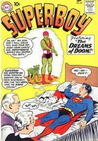 Cover Thumbnail for Superboy (DC, 1949 series) #83