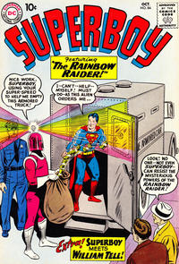 Cover Thumbnail for Superboy (DC, 1949 series) #84