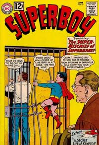 Cover Thumbnail for Superboy (DC, 1949 series) #97