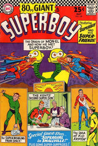 Cover Thumbnail for Superboy (DC, 1949 series) #129