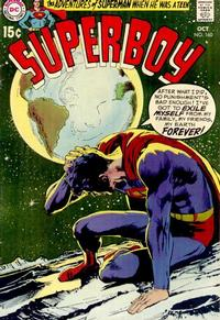 Cover Thumbnail for Superboy (DC, 1949 series) #160