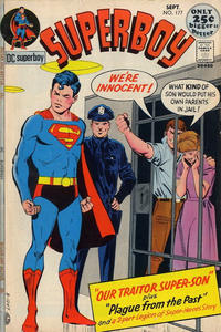 Cover Thumbnail for Superboy (DC, 1949 series) #177