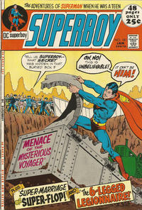 Cover Thumbnail for Superboy (DC, 1949 series) #181