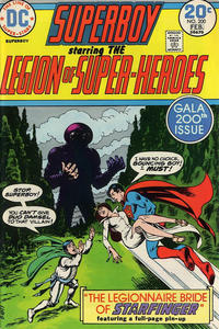 Cover Thumbnail for Superboy (DC, 1949 series) #200