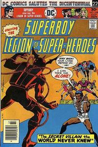 Cover Thumbnail for Superboy (DC, 1949 series) #218