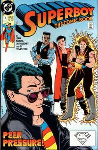 Cover Thumbnail for Superboy (DC, 1990 series) #5