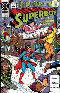 Cover Thumbnail for Superboy (DC, 1990 series) #12