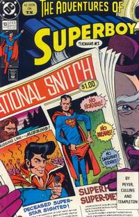 Cover Thumbnail for Superboy (DC, 1990 series) #13
