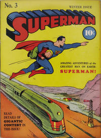 Cover Thumbnail for Superman (DC, 1939 series) #3