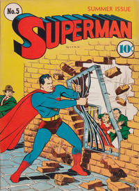 Cover Thumbnail for Superman (DC, 1939 series) #5