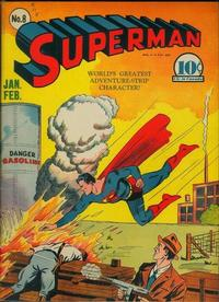Cover Thumbnail for Superman (DC, 1939 series) #8