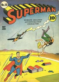 Cover Thumbnail for Superman (DC, 1939 series) #10
