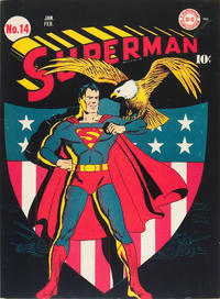 Cover Thumbnail for Superman (DC, 1939 series) #14