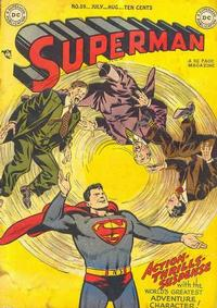 Cover Thumbnail for Superman (DC, 1939 series) #59