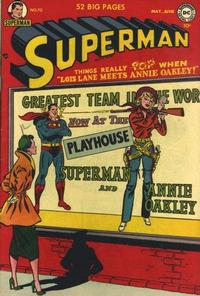 Cover Thumbnail for Superman (DC, 1939 series) #70