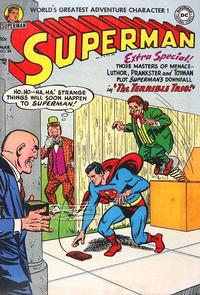 Cover for Superman (1939 series) #88