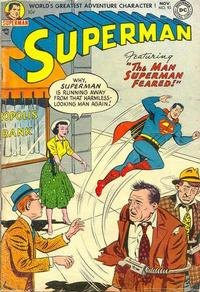 Cover Thumbnail for Superman (DC, 1939 series) #93