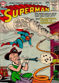 Cover Thumbnail for Superman (DC, 1939 series) #96