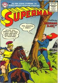 Cover for Superman (DC, 1939 series) #105