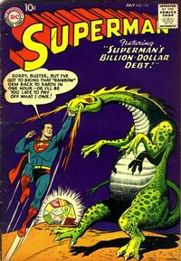 Cover Thumbnail for Superman (DC, 1939 series) #114