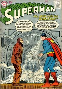 Cover Thumbnail for Superman (DC, 1939 series) #117