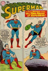 Cover for Superman (1939 series) #137