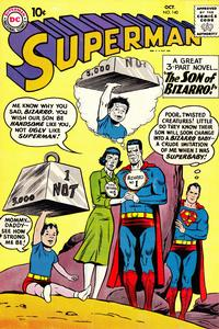 Cover Thumbnail for Superman (DC, 1939 series) #140