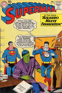 Cover Thumbnail for Superman (DC, 1939 series) #143