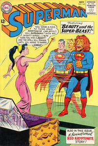 Cover for Superman (1939 series) #165