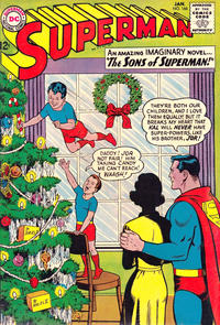 Cover for Superman (1939 series) #166