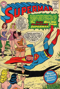 Cover Thumbnail for Superman (DC, 1939 series) #180