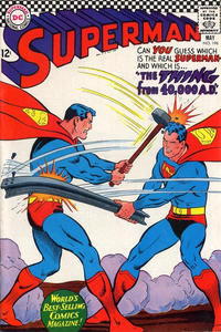 Cover Thumbnail for Superman (DC, 1939 series) #196