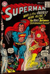Cover Thumbnail for Superman (DC, 1939 series) #199