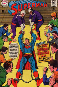 Cover Thumbnail for Superman (DC, 1939 series) #206