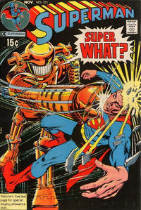 Cover Thumbnail for Superman (DC, 1939 series) #231