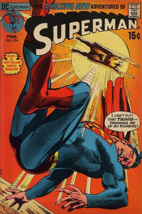 Cover Thumbnail for Superman (DC, 1939 series) #234