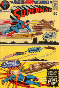 Cover Thumbnail for Superman (DC, 1939 series) #235