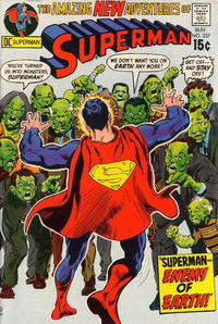 Cover Thumbnail for Superman (DC, 1939 series) #237